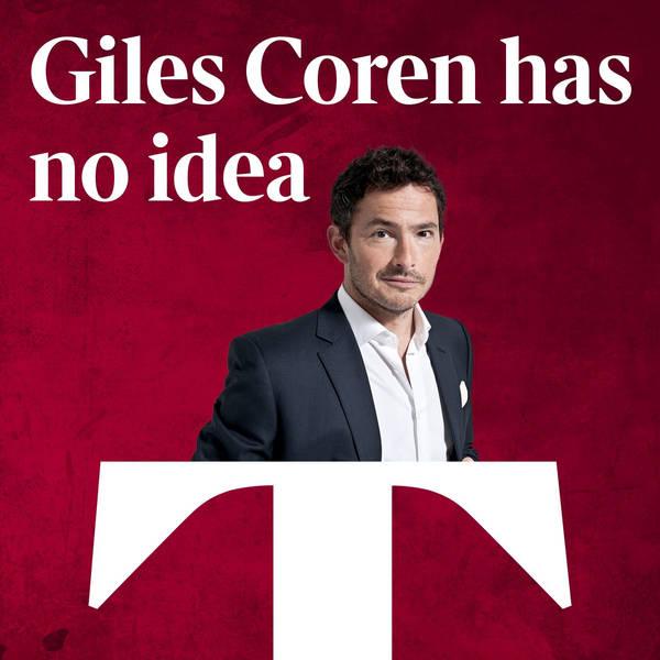 Giles Coren Has No Idea image