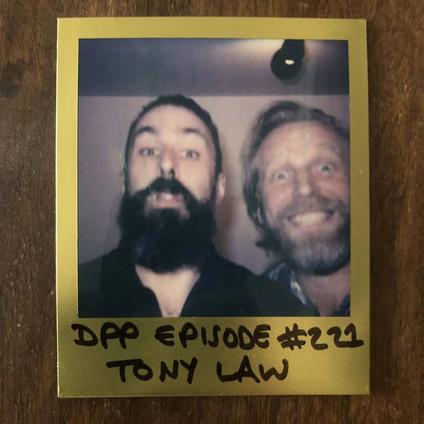 Tony Law - Distraction Pieces Podcast with Scroobius Pip #221
