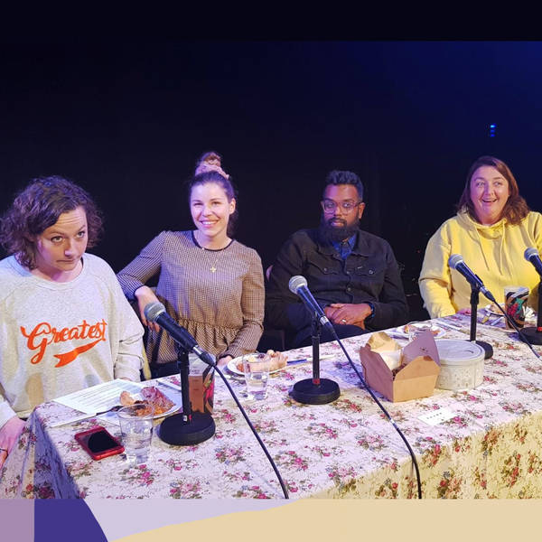 Hoovering - Episode 64: Live at The Vaults Festival