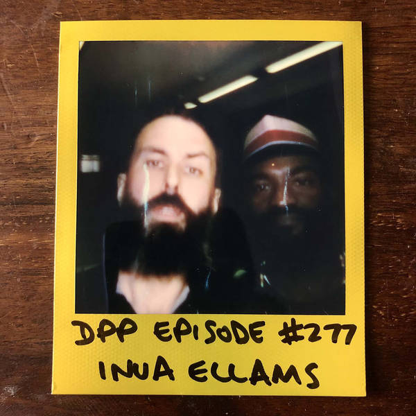 Inua Ellams • Distraction Pieces Podcast with Scroobius Pip #277