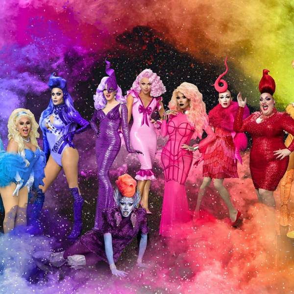 150: Turning It Out For RuPaul's Drag Race