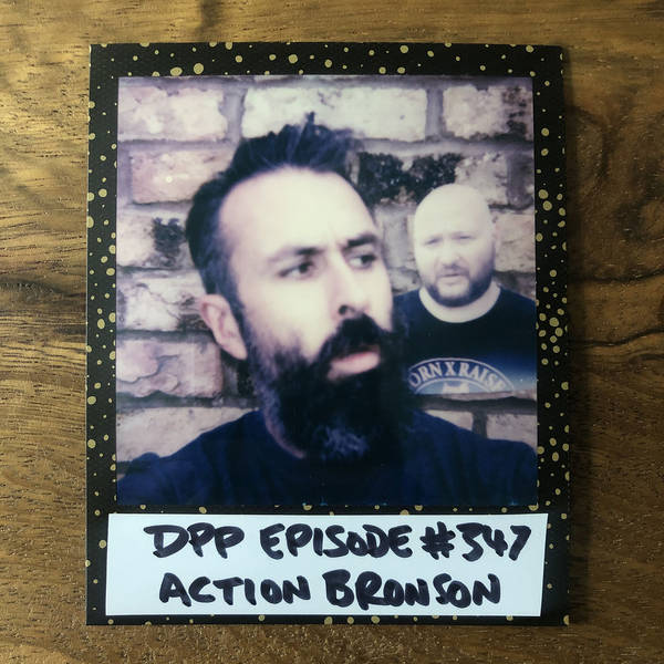 Action Bronson •Distraction Pieces Podcast with Scroobius Pip #347