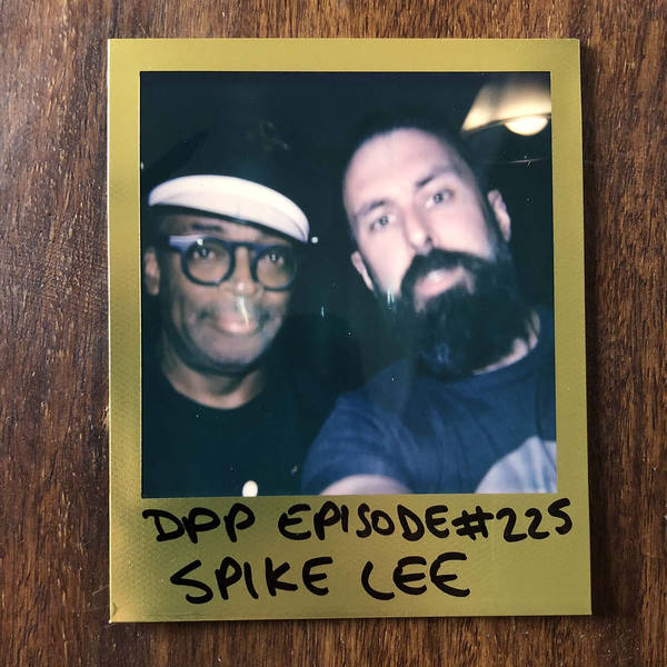Spike Lee - Distraction Pieces Podcast with Scroobius Pip #225