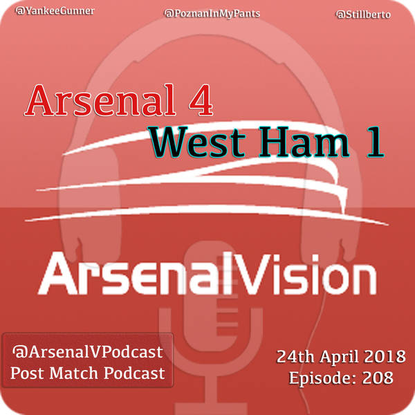 Episode 208: West Ham (h) - Death Or Glory