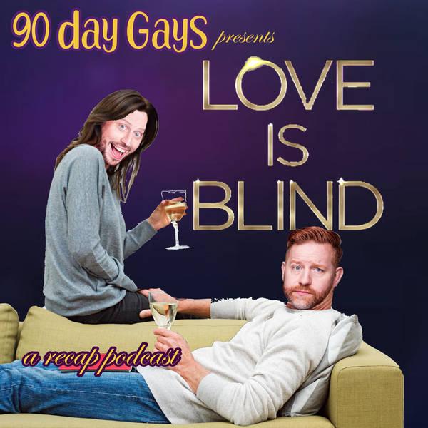 "Netflix's LOVE IS BLIND: 0101 ""Is Love Blind?"""