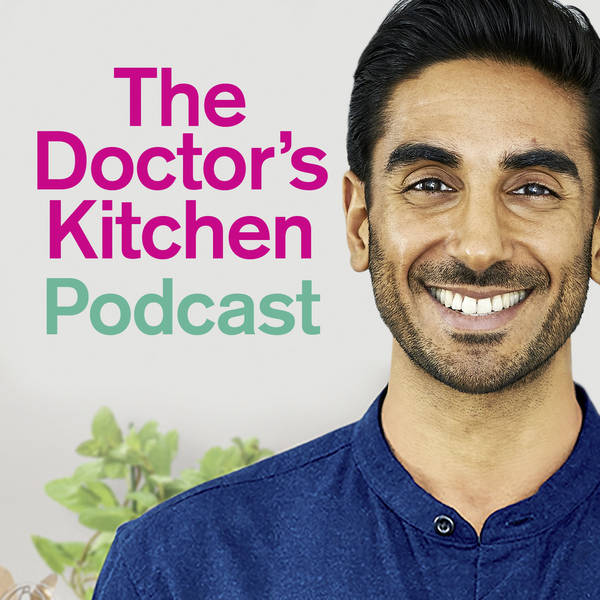 #53 The Doctor's Kitchen LIVE Podcast: Opportunities for Growth Post Pandemic (with a Live Q&A Session)