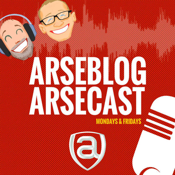Arseblog - the Arsecasts, Arsenal podcasts image