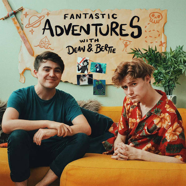 Fantastic Adventures with Dean & Bertie image