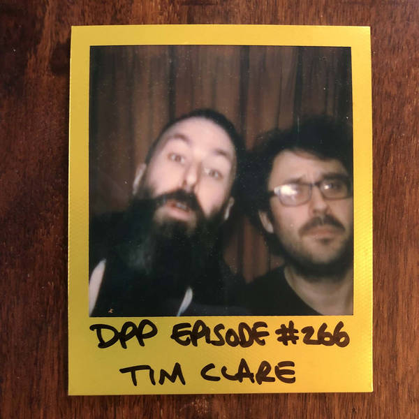 Tim Clare • Distraction Pieces Podcast with Scroobius Pip #266