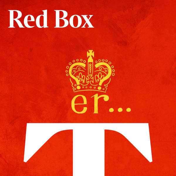 The Red Box Politics Podcast image