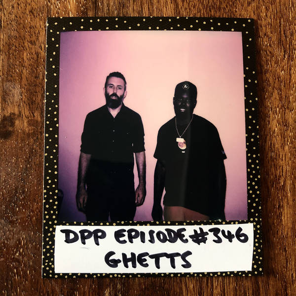 Ghetts •Distraction Pieces Podcast with Scroobius Pip #346