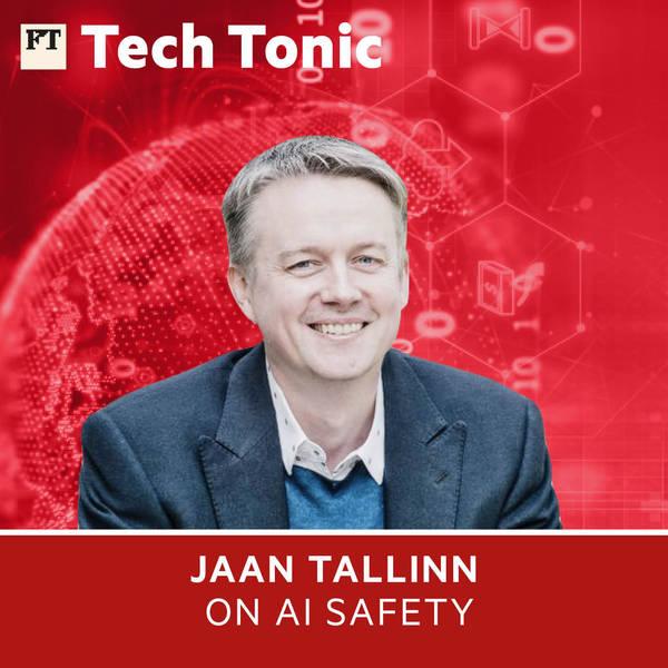 Jaan Tallinn on AI safety