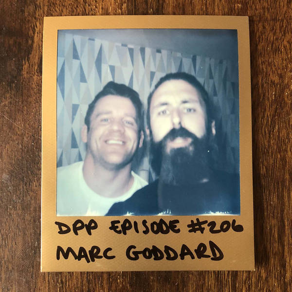 Marc Goddard - Distraction Pieces Podcast with Scroobius Pip #206