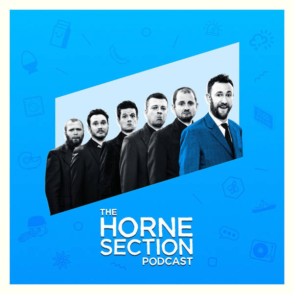 The Horne Section Podcast image