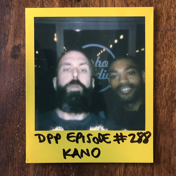 Kano • Distraction Pieces Podcast with Scroobius Pip #288