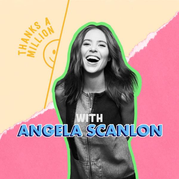 Angela Scanlon's Thanks A Million image