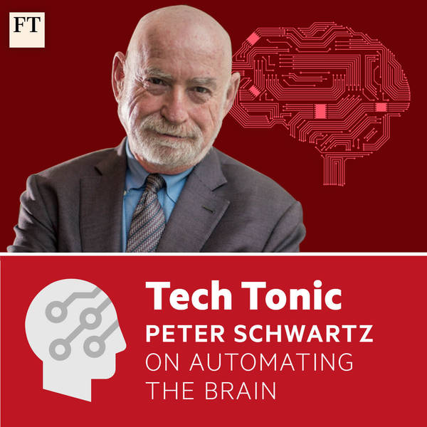 Peter Schwartz on automating the brain