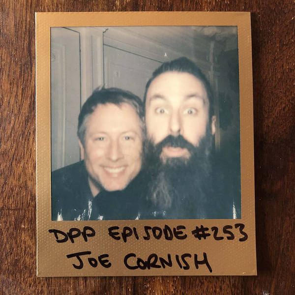 Joe Cornish - Distraction Pieces Podcast with Scroobius Pip #253