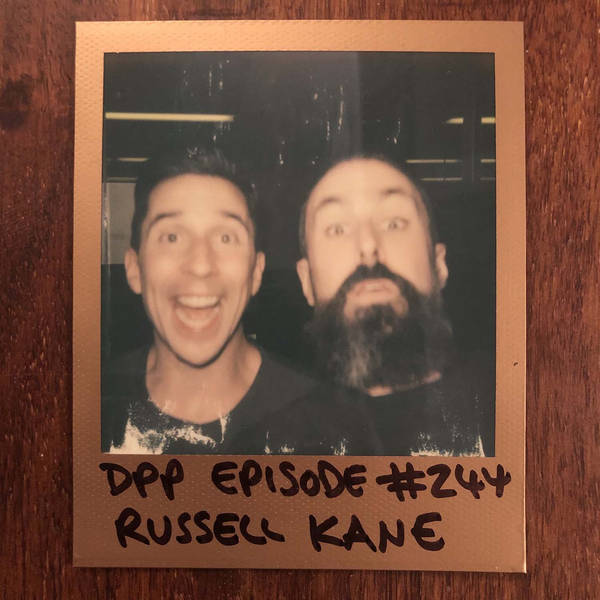 Russell Kane - Distraction Pieces Podcast with Scroobius Pip #244