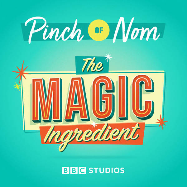 The Magic Ingredient with Pinch of Nom image
