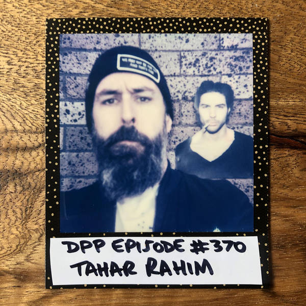 Tahar Rahim •Distraction Pieces Podcast with Scroobius Pip #370