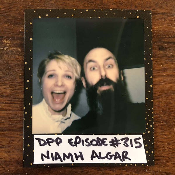 Niamh Algar • Distraction Pieces Podcast with Scroobius Pip #315