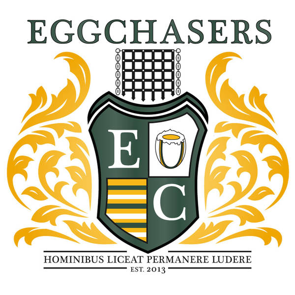 The EggChasers Rugby Podcast image
