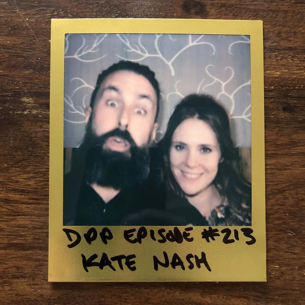 Kate Nash - Distraction Pieces Podcast with Scroobius Pip #213