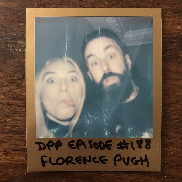 Florence Pugh - Distraction Pieces Podcast with Scroobius Pip #188
