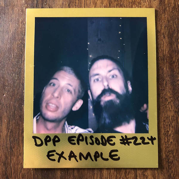 Example - Distraction Pieces Podcast with Scroobius Pip #224