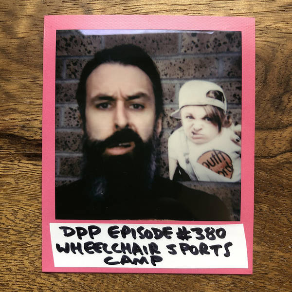 Wheelchair Sports Camp •Distraction Pieces Podcast with Scroobius Pip #380