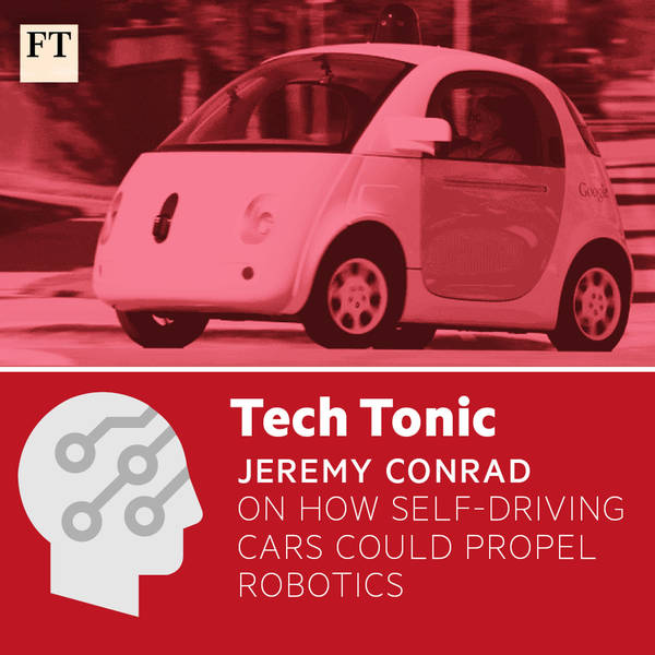 What self-driving cars could do for robotics