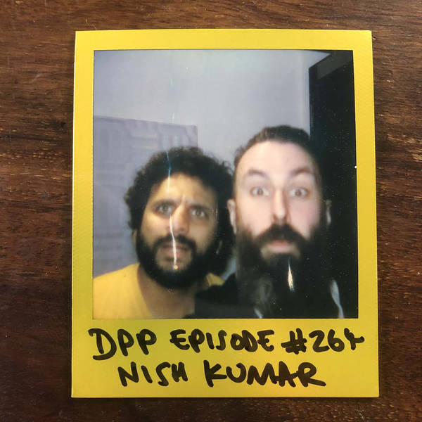 Nish Kumar • Distraction Pieces Podcast with Scroobius Pip #264