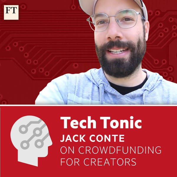 Jack Conte on crowdfunding for creators