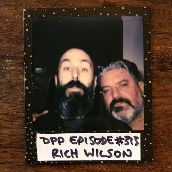 Rich Wilson • Distraction Pieces Podcast with Scroobius Pip #313