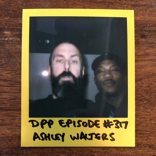Ashley Walters • Distraction Pieces Podcast with Scroobius Pip #317