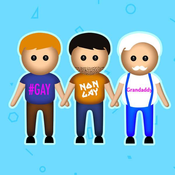 A Gay, A NonGay and A Grandaddy with Armistead Maupin