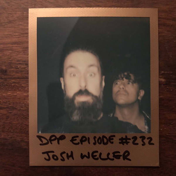 Josh Weller - Distraction Pieces Podcast with Scroobius Pip #232
