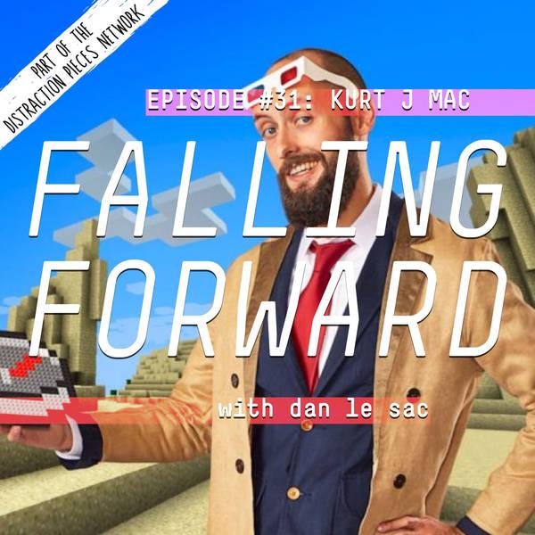 Kurt J Mac - Falling Forward with Dan Le Sac #31