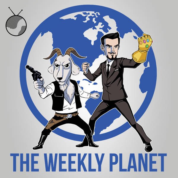 The Weekly Planet image