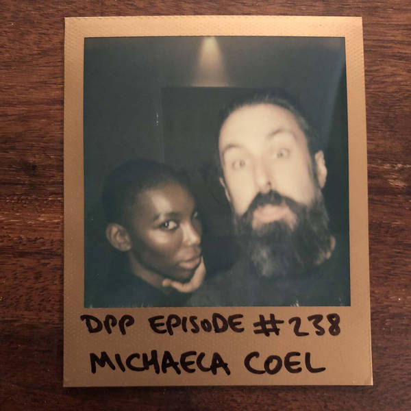 Michaela Coel returns! - Distraction Pieces Podcast with Scroobius Pip #238