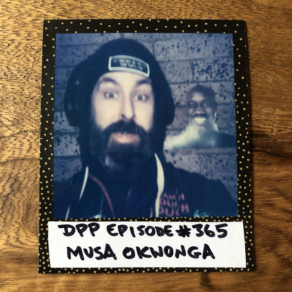 Musa Okwonga •Distraction Pieces Podcast with Scroobius Pip #365