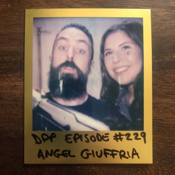Angel Giuffria - Distraction Pieces Podcast with Scroobius Pip #229