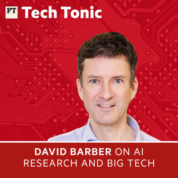 AI research and big tech