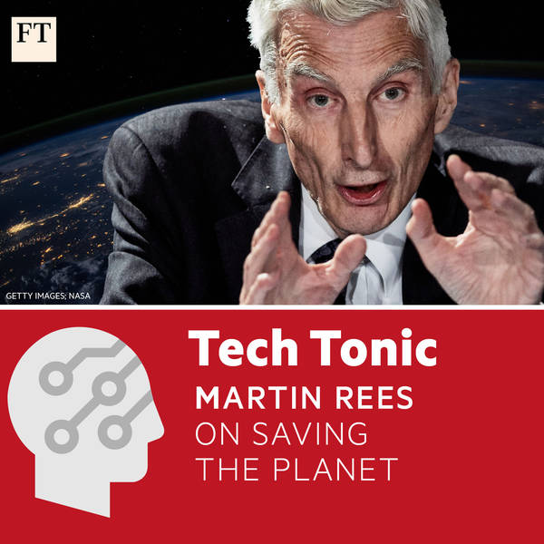 Martin Rees on saving the planet