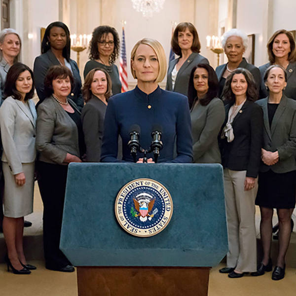 225: House Of Cards Season 6 Faces The Nation