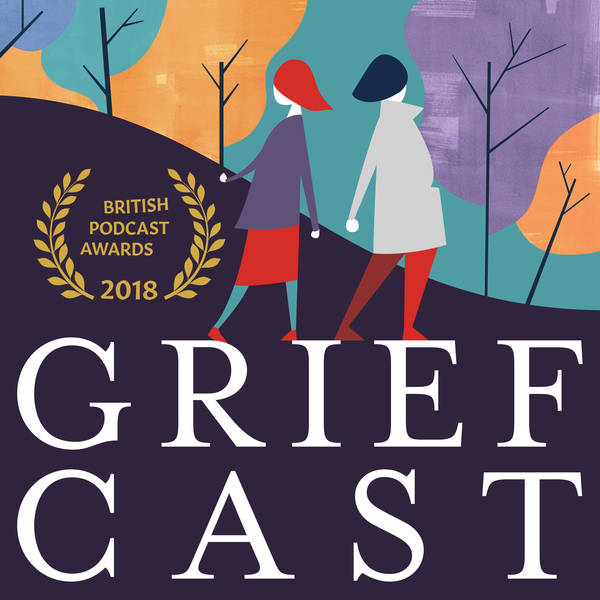 Ep 53. Griefcast Live at London Podcast Festival (Dane Baptiste, Erin Gibson, Andrew Hunter Murray)