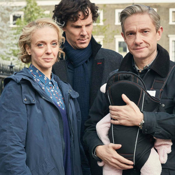 141: Making Deductions About Sherlock