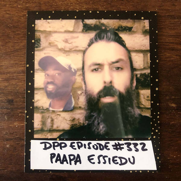 Paapa Essiedu • Distraction Pieces Podcast with Scroobius Pip #332