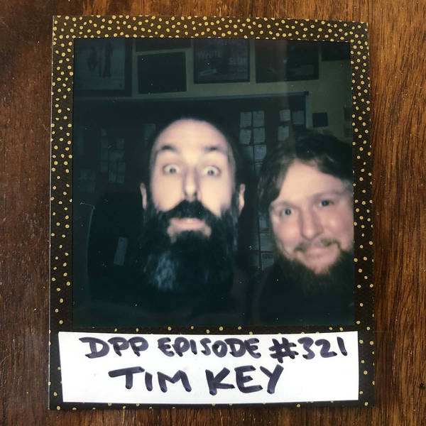 Tim Key • Distraction Pieces Podcast with Scroobius Pip #321